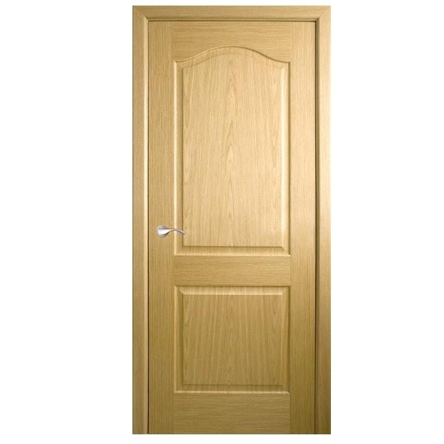 Дверь межкомнатная Belwooddoors Капричеза Дуб глухое 2000х600 мм фото