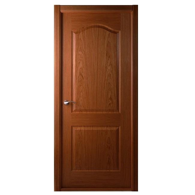 Дверь межкомнатная Belwooddoors Капричеза Орех глухое 2000х600 мм фото