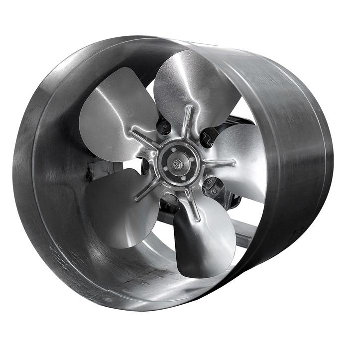 Вентилятор осевой канальный Эра CV-200 d200 фото