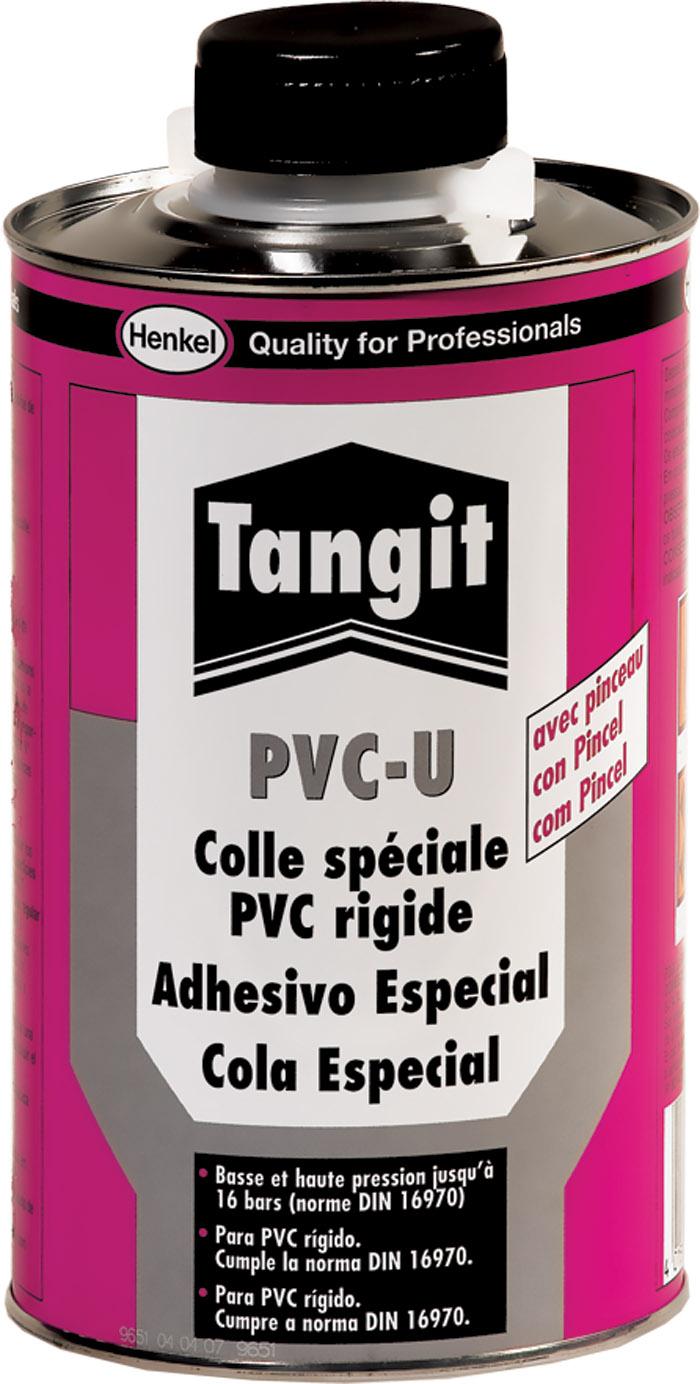 Tangit PVC-U 500 г Бытовой клей для труб из ПВХ.