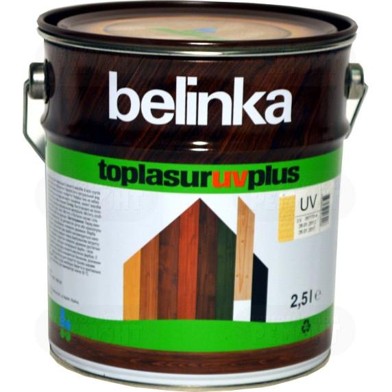 Belinka Toplasur UV Plus, 2.5 л, Пропитка