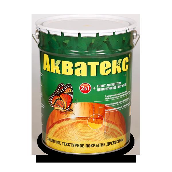 Рогнеда Акватекс, 20 л, Грунт-антисептик дуб фото