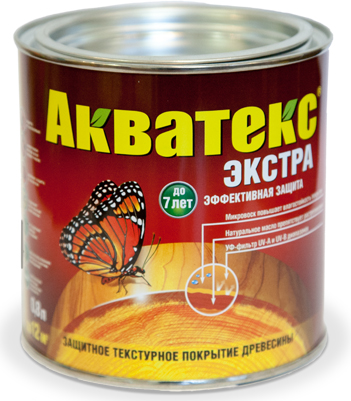 Рогнеда Акватекс Экстра, 0.8 л, Пропитка деревозащитная сосна фото