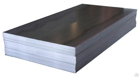 2500х1250 мм, 2 мм, Лист стальной горячекатанный фото