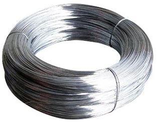 Проволока вязальная стальная, диаметр 0.7 мм фото