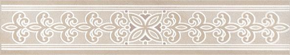 Kerama Marazzi Трианон AD\A431\SG4574 50.2х9.6 см, бордюр для плитки (бежевый) фото