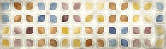 Kerama Marazzi Монпарнас HGD/A307/9016 декор для плитки (белый), 8.5х28.5 фото