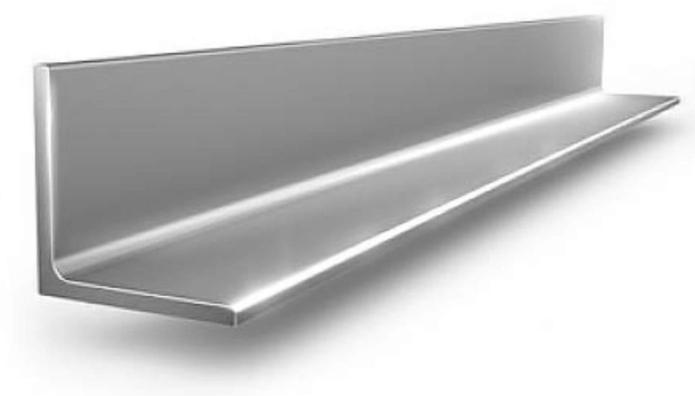 Уголок 50х50 мм, 4 мм, стальной горячекатаный фото
