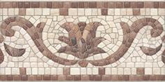 Kerama Marazzi Олимпия AD/A391/19000 декор для плитки (бежевый), 9.9х20 см фото