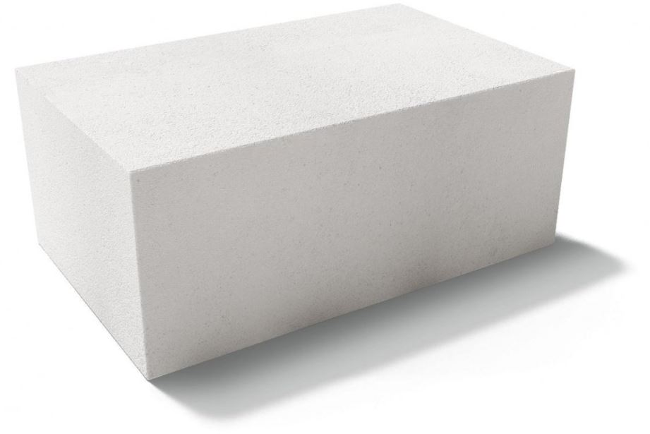 Bonolit D600, 600х250х250 мм, Блок газосиликатный фото