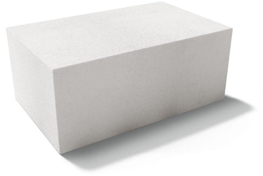 Bonolit D500, 600х250х250 мм, Блок газосиликатный фото