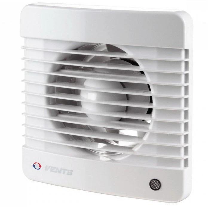 Вентс 100 М 100 мм, Вентилятор вытяжной (белый) фото