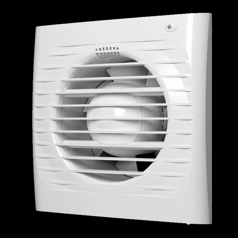 Era 4C ET 100 мм, Вентилятор вытяжной (белый) фото