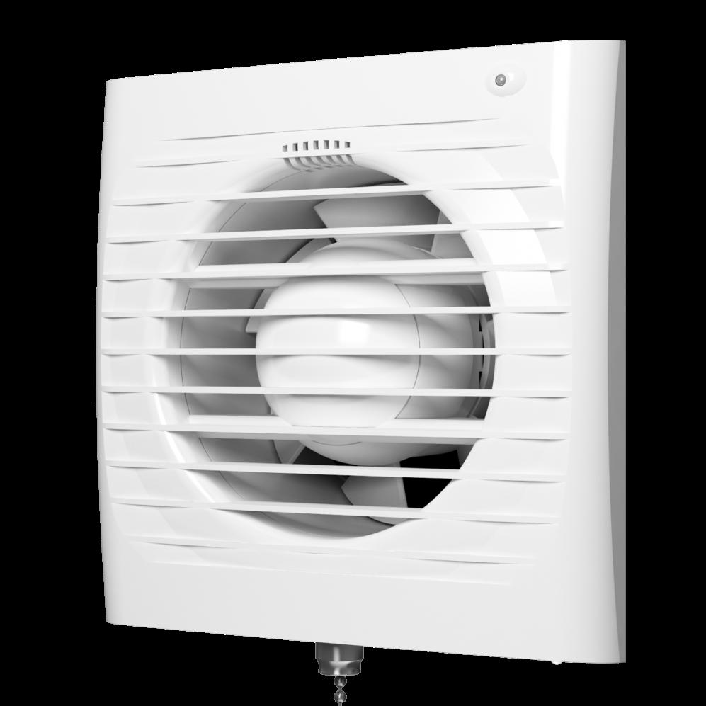 Era 4S ET-02 100 мм, Вентилятор вытяжной (белый) фото