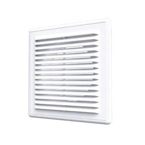 Era 1515R10F 150х150 мм, Решетка вентиляционная приточно-вытяжная (белая) фото