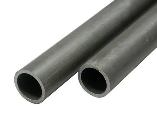 Труба стальная водогазопроводная черная, ДУ 20х2.8 мм фото