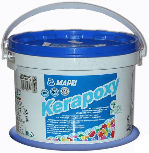Mapei Kerapoxy 113, 2 кг, Затирка эпоксидная фото