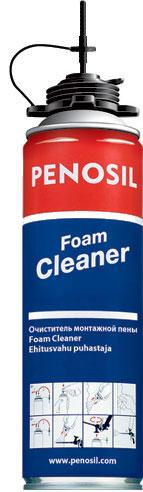 Очиститель монтажной пены Penosil Foam Cleaner 500 мл.